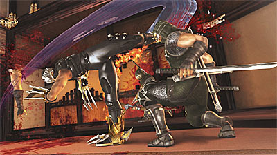 Ninja Gaiden II Press Interview