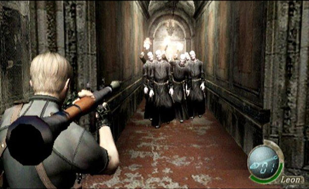 Resident Evil 4 Cheats Gamecube