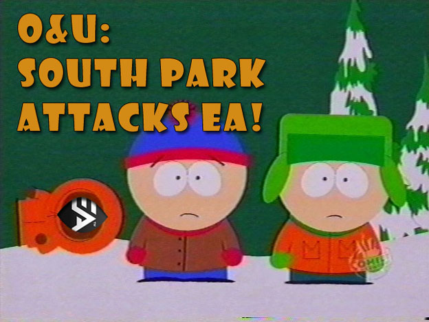 Outrageous & Unconfirmed - South Park and Syndicate