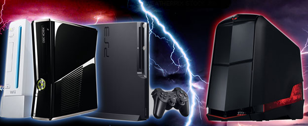Opposing Forces: PC vs. Consoles