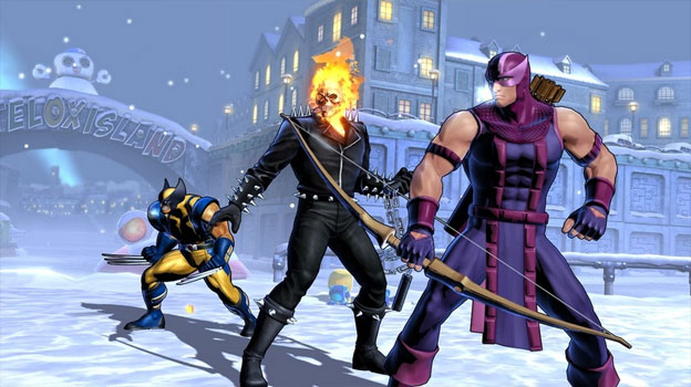 Opposing Forces: Ultimate Marvel vs. Capcom 3!