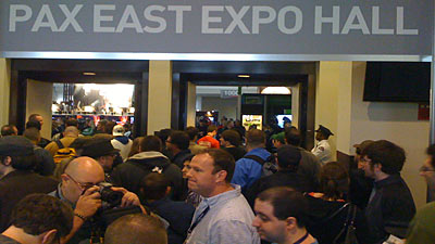 First Ever PAX East: Success or Failure? article