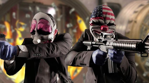 PAYDAY 2 Will Contain More Awesome Than You Can Handle