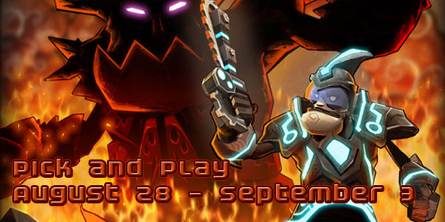 Pick & Play: August 28 – September 3
