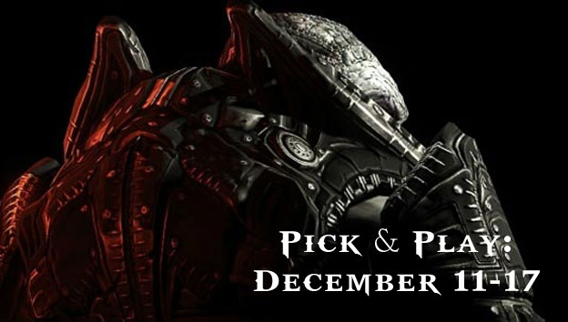 Pick & Play: December 11-17