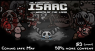 The Binding of Isaac: The Wrath of the Lamb