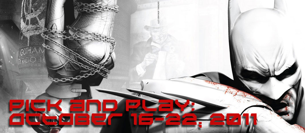 Pick & Play: October 16-22