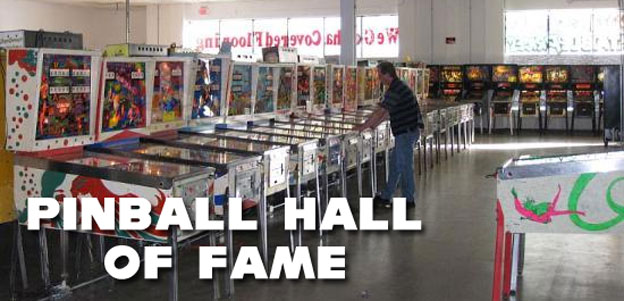 Cole's Corner - Pinball Hall of Fame