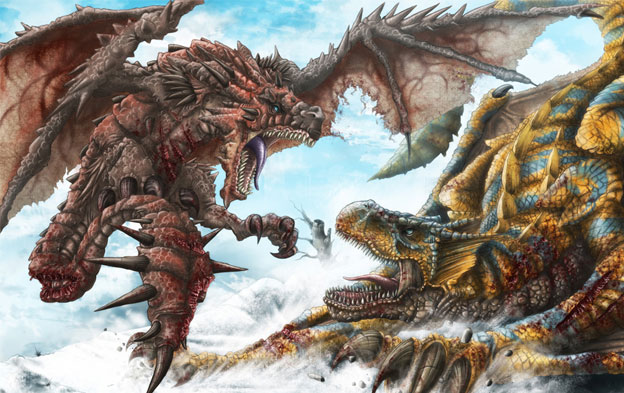 Pokémon vs. Monster Hunter