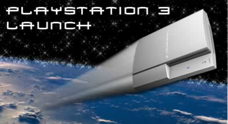 PS3 Launch Games