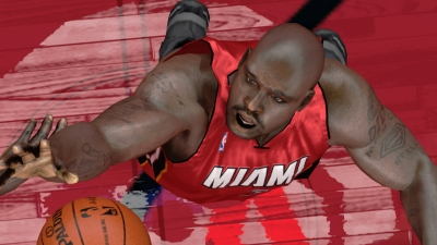NBA2K7 screenshot � click to enlarge