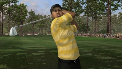 Tiger Woods PGA Tour 07 screenshot � click to enlarge