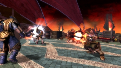 Untold Legends Dark Kingdom screenshot � click to enlarge