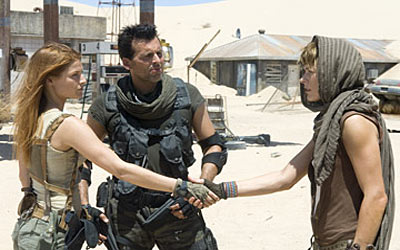 Resident Evil: Extinction Movie Review article