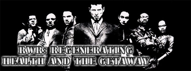 Retro Wednesday Rewind: Regenerating Health and The Getaway