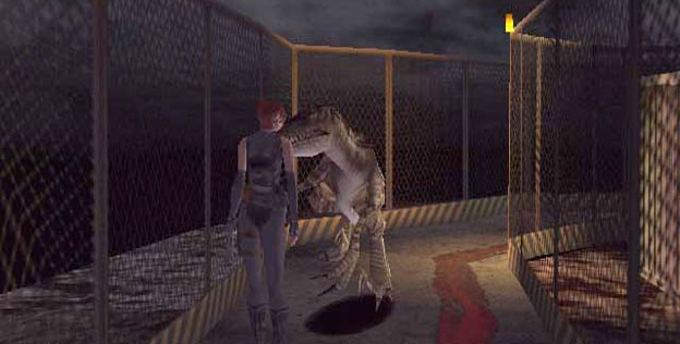 Retro Wednesday Rewind: Dino Crisis