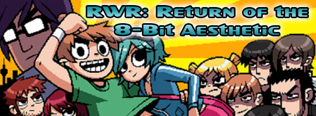 Retro Wednesday Rewind: Return of the 8-Bit Aesthetic