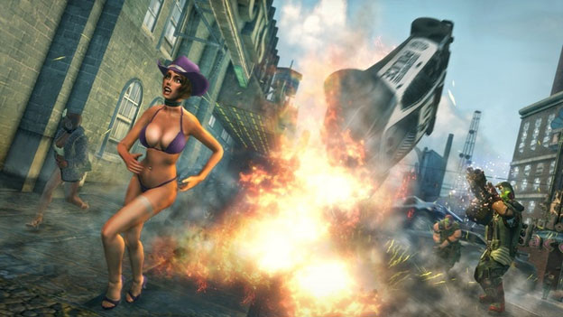 Saints Row The Third Interview With Steve Jaros