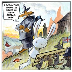The History of Sam and Max article