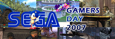 Sega Gamers Day article