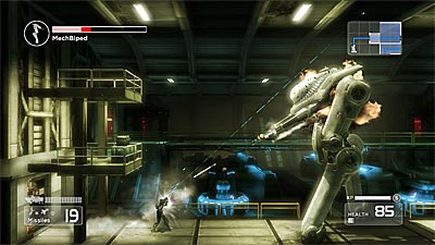 Xbox LIVE: Days of Arcade - Shadow Complex