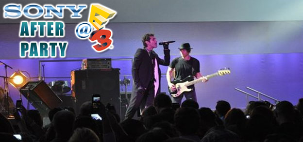 Sony's E3 2011 After Party