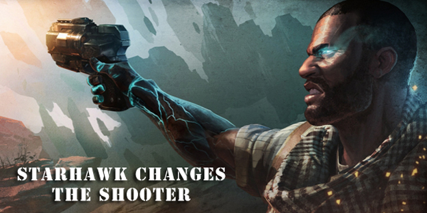 Starhawk Changes The Landscape Of The Shooter