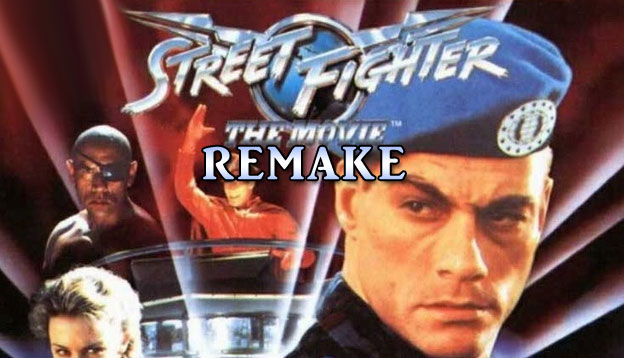 Street Fighter: The Movie: The Game Gets A Movie Deal