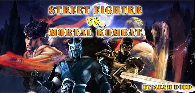Street Fighter vs. Mortal Kombat