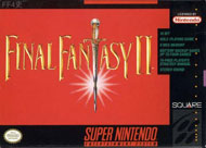 Final Fantasy II (IV in Japan)