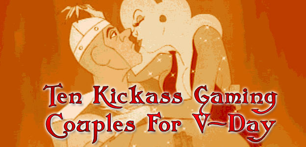 10 Kickass Gaming Couples For V-Day
