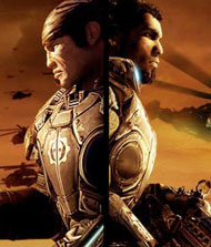 Marcus and Dom – Gears of War Series