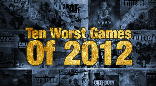 Top 10 Worst Games Of 2012