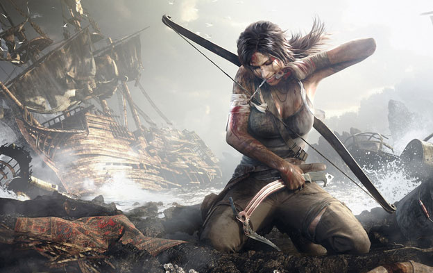 The Fall and Rise of Lara Croft