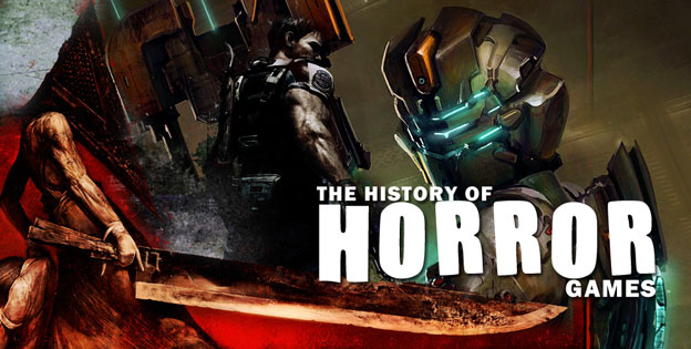 The History Of Horror Games