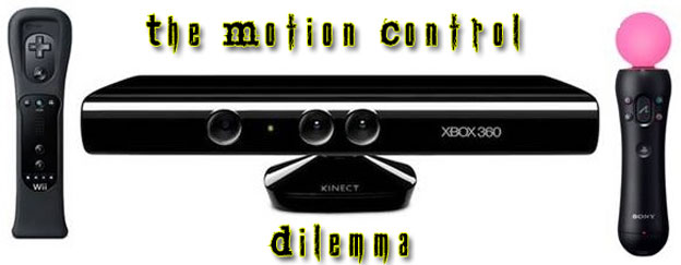 The Motion Control Dilemma