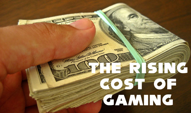 The Rising Cost Of Gaming