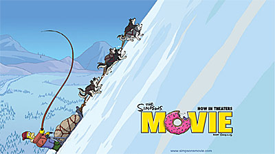 The Simpsons Movie Review article