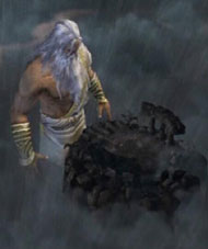 Zeus (God of War 3)