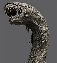 The Riftworm (Gears of War 2)