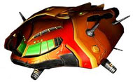 Samus' Ship (Metroid series)