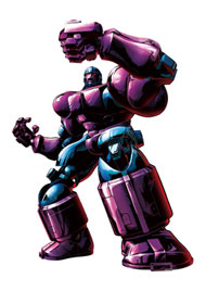 Sentinel (Marvel vs. Capcom)