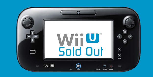 The Wii U Sells Out