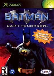 Batman: Dark Tomorrow (2003)