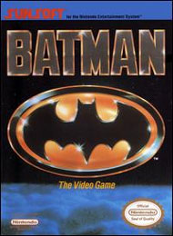 Batman: The Video Game (1989, 1990)