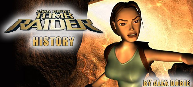 Cheat Code Central The History Of Tomb Raider