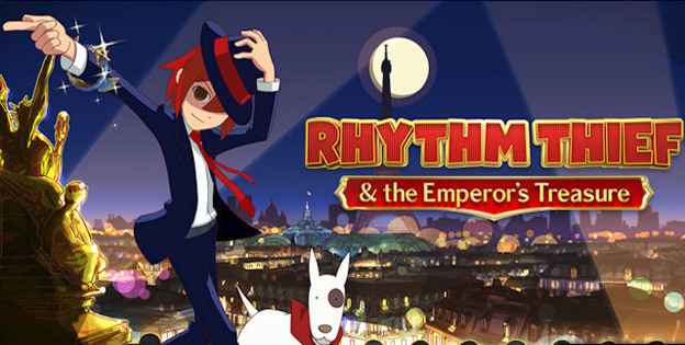 3. Rhythm Thief & the Emperor's Treasure