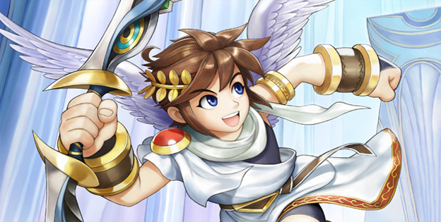 9. Kid Icarus: Uprising