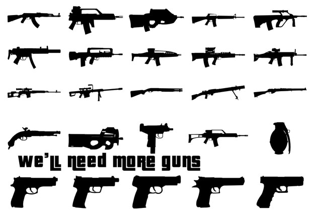 Gta 5 New Guns we Want to See in Gta 5