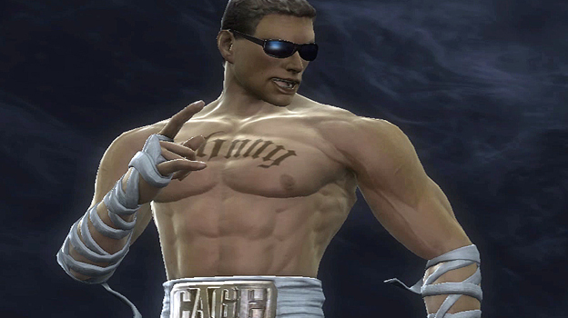 Johnny Cage (Mortal Kombat series)